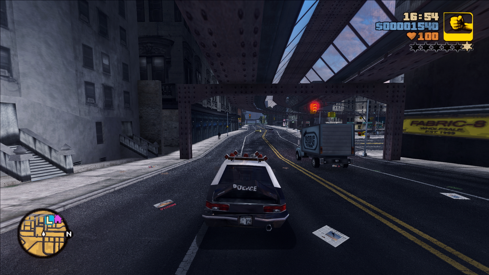 GTA 3 Beautification Project
