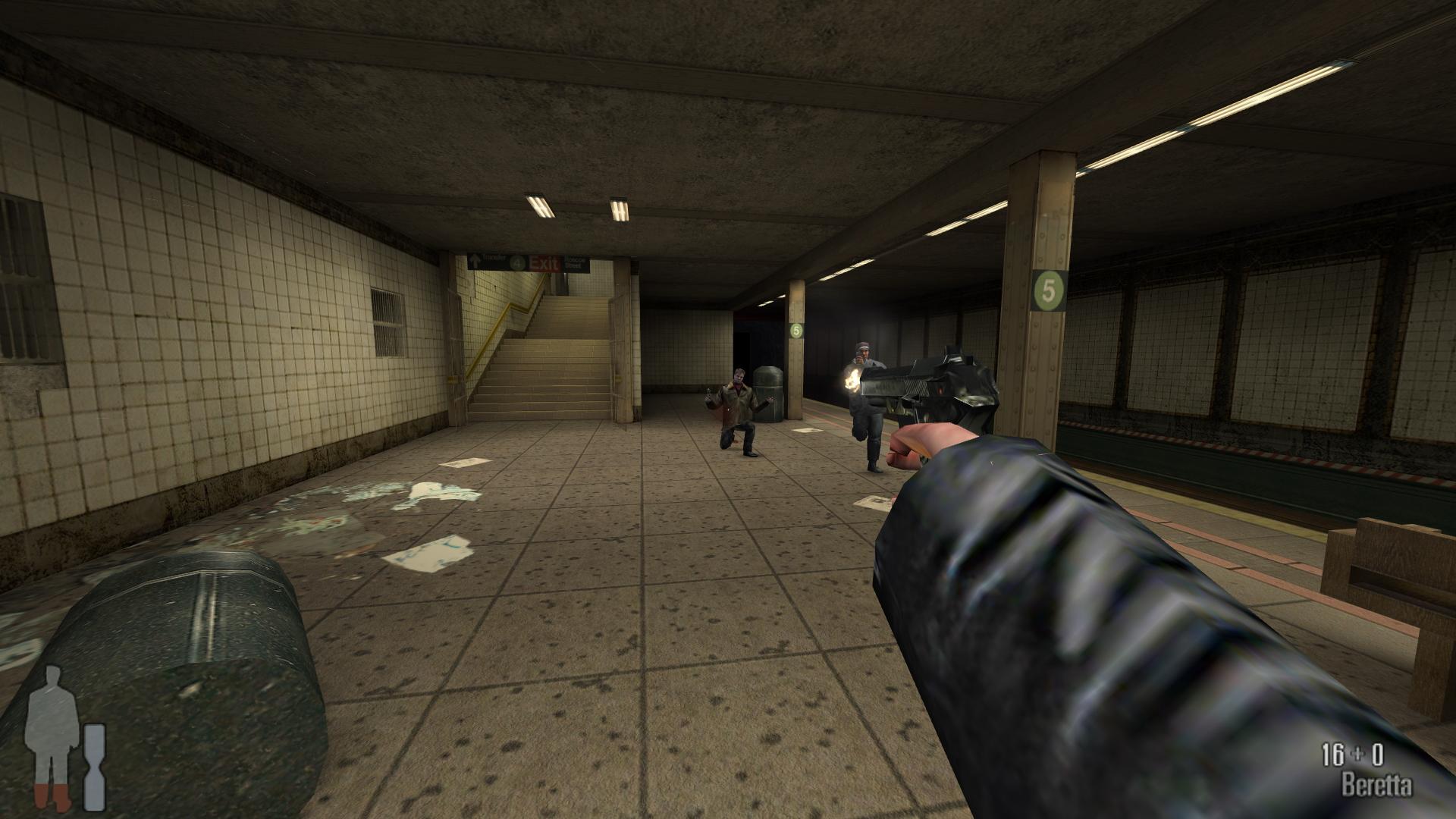 Max Payne Enhancement Project